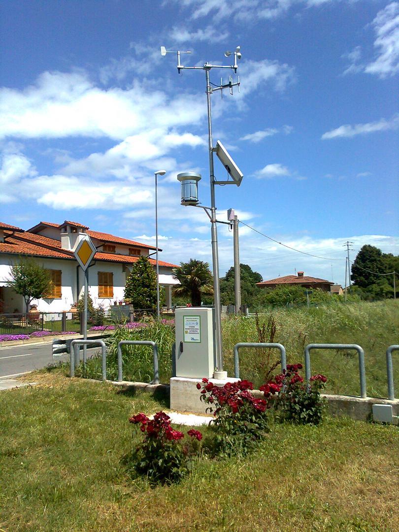 Stazione meteo DigitEco Consorzio di Bonifica della Romagna
